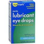 McKesson® 552027 Sunmark® Eye Drops, 1/2 oz.