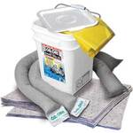Oil-Dri® L90435 5-Gallon Bucket Oil Spill Kit