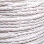"TYTAN International HB81000 Hollow Braid 1/4"" Rope White 1000'"