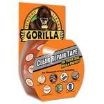 Gorilla Glue® 6027003 Clear Repair Tape 1.88 in x 27 ft