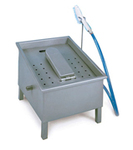 WASHER-BOOT, MANUALLY OPERATED